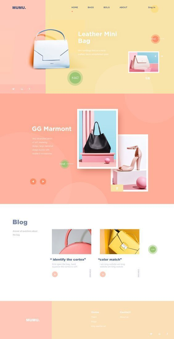 This Is Our Daily Web App Design Inspiration Article For Our Loyal Readers Every Day We Are Showcasing A W In 2020 Web Design Web Development Design Web Layout Design