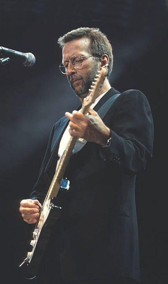 Eric Clapton 1993 Eric Clapton Guitar Eric Clapton Unplugged Eric Clapton