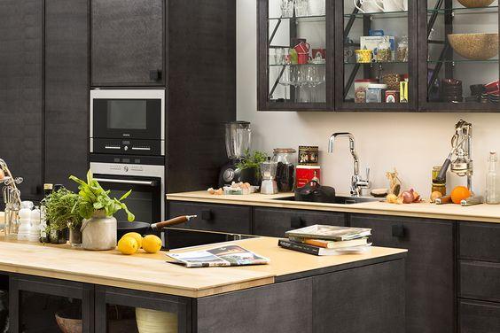 Puustelli miinus keittiö  kök  Keittiöitä  kök  kitchen  Pinterest  Art