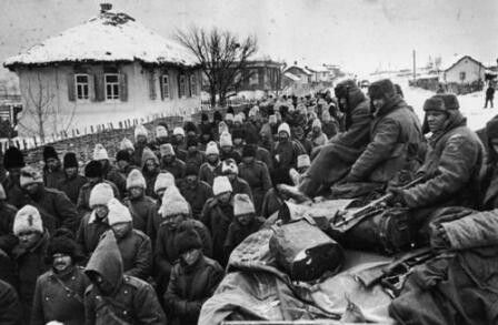 Outskirts of Stalingrad