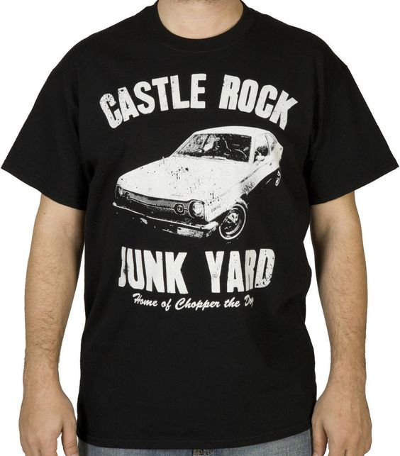 Castle Rock Junk Yard Stand by Me Shirt