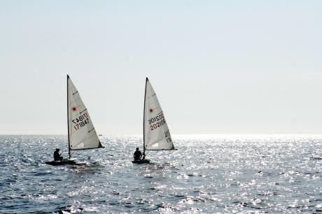 Segeln in Sardinien