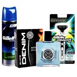 GILLETTE Shaving kit Combo