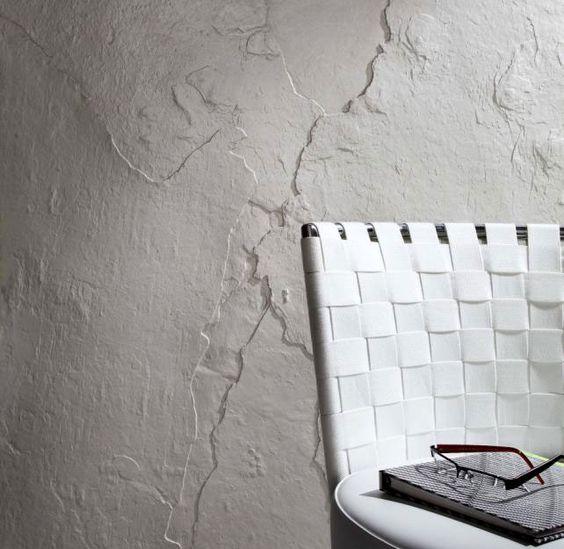 stein tapete steinoptik schiefer perlmutt online kaufen. Black Bedroom Furniture Sets. Home Design Ideas