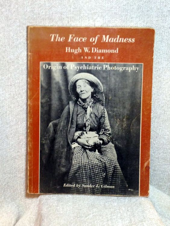 Book The Face of Madness  Origin of by AmericanVintageAve on Etsy