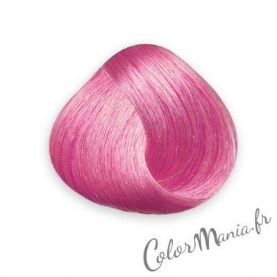 coloration de cheveux rose pastel la rich directions color maniafr - Coloration Rose Permanente