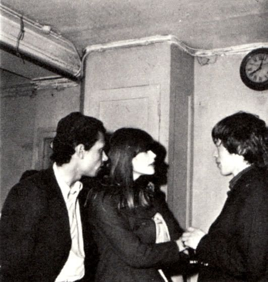 Francoise Hardy Mick Jagger | www.imgkid.com - The Image ...