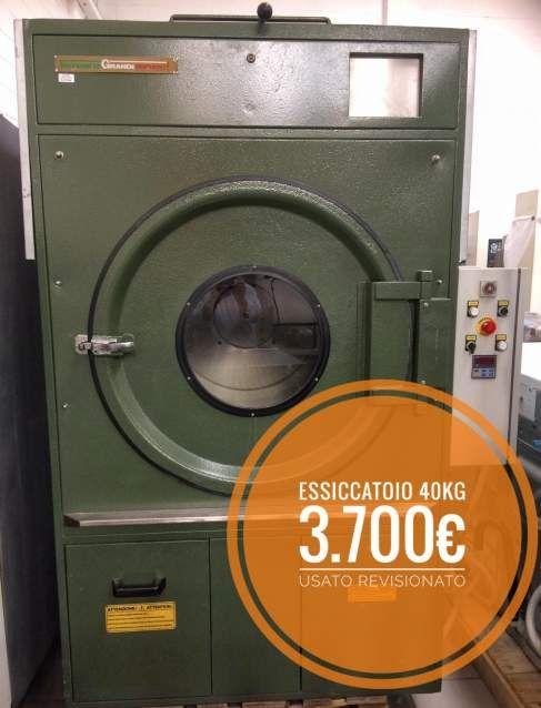 OFFERTA ITALSEC Essiccatoio usato per lavanderia