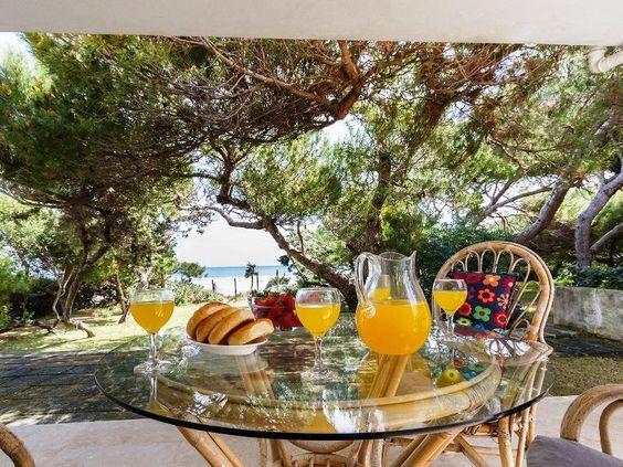 Kleines Ferienhäuschen am Strand von Muro - Playa de Muro, Mallorca Norden