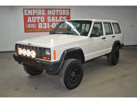1997 Jeep Cherokee Sport For Sale Jeep Cherokee Sport Cherokee