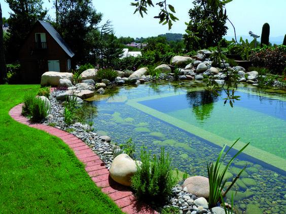 Piscinas biol gicas voc sabe do que se trata gardens for Piscinas naturales grazalema