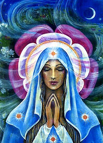 (Mystical) Mother Mary
