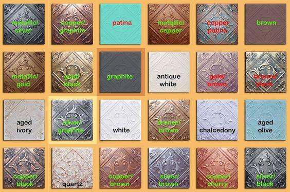 Antique Ceiling Tile - 20x20 Polystyrene ANET White EASY INSTALATION Glue on #AntiqueCeilings #ArtDeco #CeilingTins