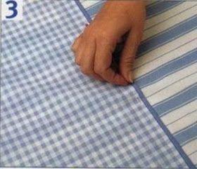 Solountip.com: Como hacer sabanas para cama