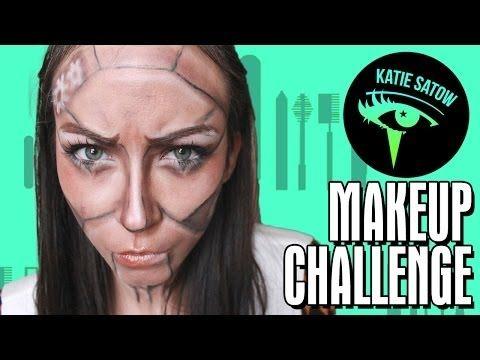 Katie Satow vs Console to Closet: Makeup Challenge!