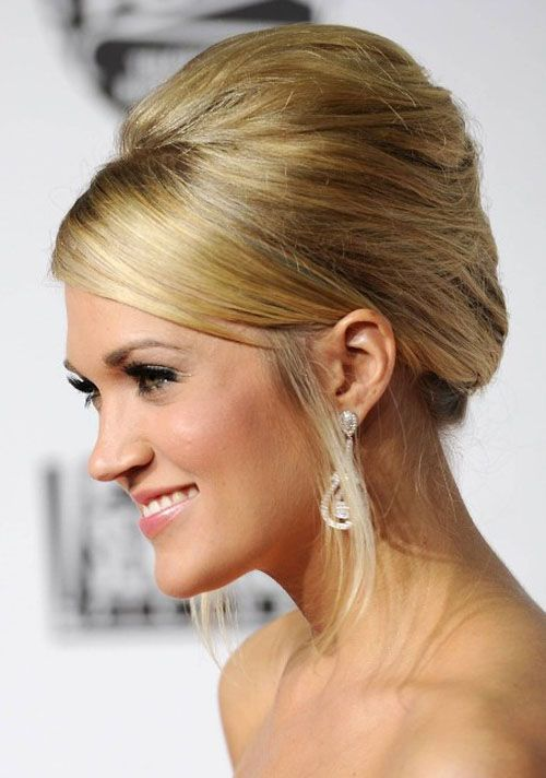 Incredible Updo Picnics And Will Have On Pinterest Short Hairstyles Gunalazisus