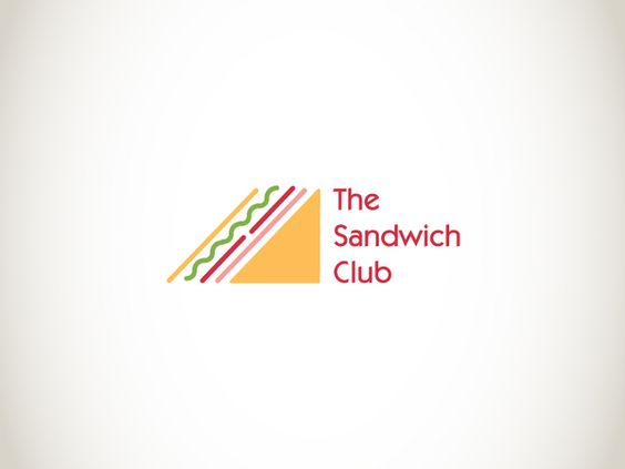 The Sandwich Club by Karen Leopold, via Behance