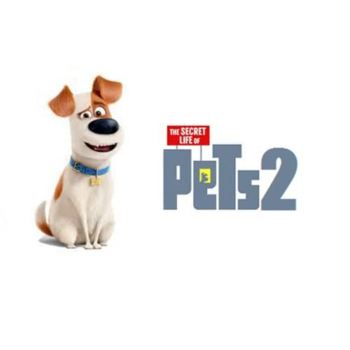 Original Motion Picture Soundtrack Ost From A 3d Computer Animated Comedy Film The Secret Life Of Pets 2 2019 Secret Life Of Pets Secret Life Comedy Films