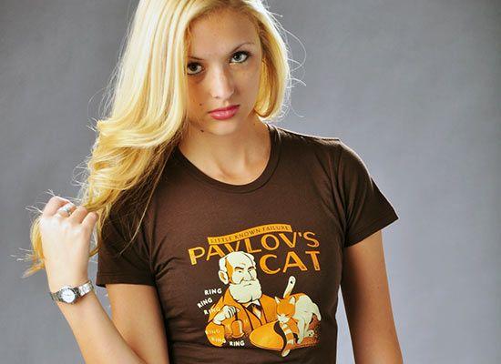 Pavlov's Cat #tshirt