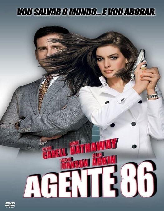 Agente 86 Dublado 2008 Agente 86 Filmes Baixar Filmes