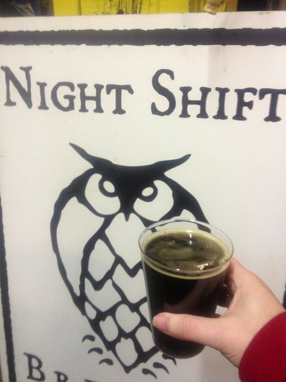 Taza Stout at Night Shift Brewing's 1st Anniversary Party - 3/6/2013