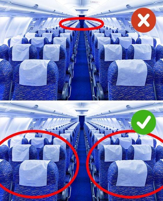 Τι δεν πρέπει να κάνετε ποτέ σε ένα αεροπλάνο