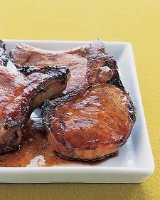Pork chops recipe marinated pork chops pork chops and pork