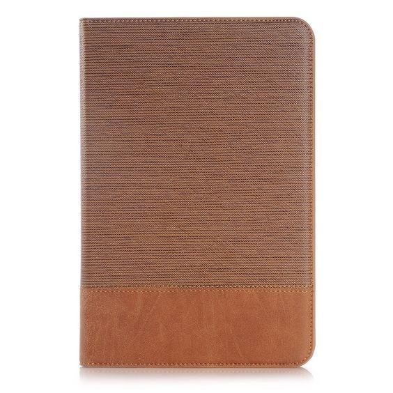 Javu - Samsung Galaxy Tab S2 8.0 Hoes - Book Cover Saffiano en Vintage Leer Licht Bruin | Shop4TabletHoes