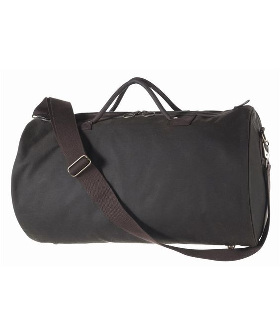 Barbour Waxed Cotton Holdall Bag (£149.95)