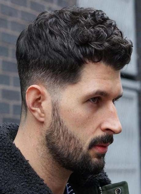 Hottest Mens Curly Hairstyles 2018 2019 Ideas For Fashion Mens