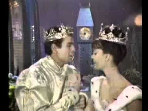 Cinderella 1964 Rogers and Hammerstein...Remember when I was little this would air once a year on TV and I would get so excited! Love just that kind of memory!