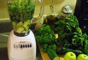 Zumos de verduras: cómoi prepararlos.
