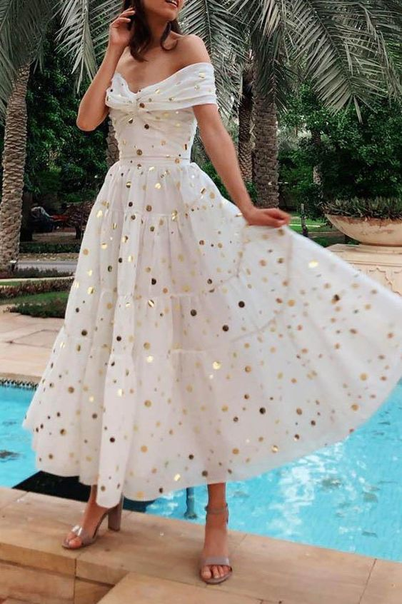 26 Adorable Summer Dresses For Work outfit fashion casualoutfit fashiontrends