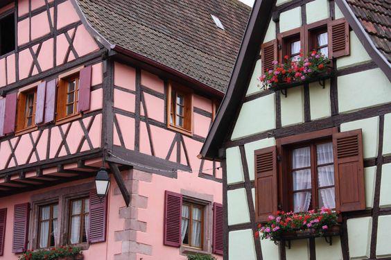à Ribeauvillé (Alsace - France)