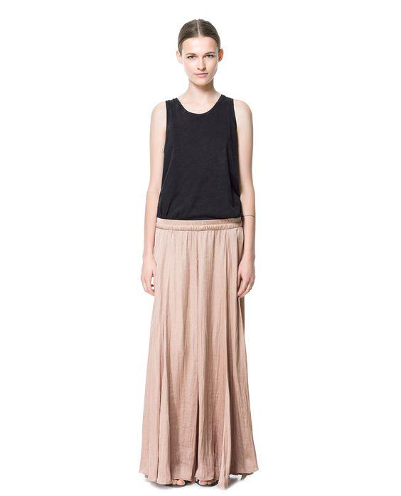Long Flowy Skirt 48