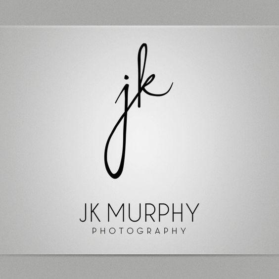 Calligraphy Logo Design Custom Typography Logo Design