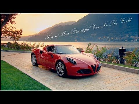 Top 10 Most Beautiful Cars In The World With Images Alfa Romeo
