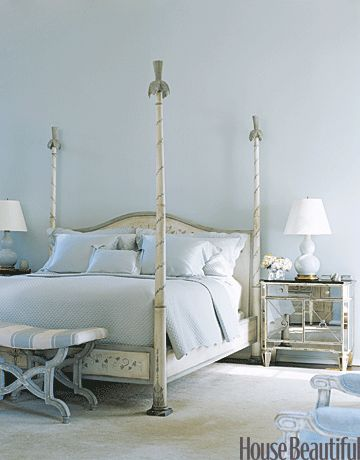 possible bedroom color....that I now have....love it!