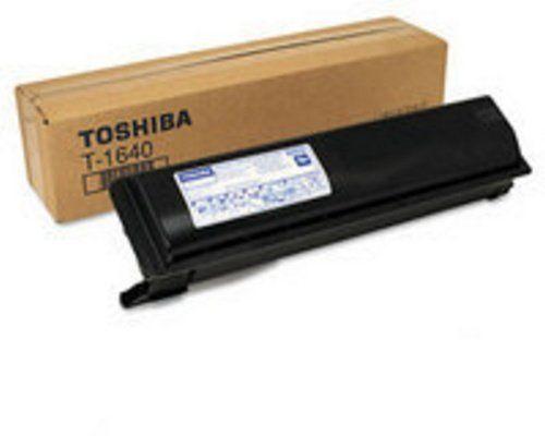 Details About Toshiba T1640 Black Toner Cartridge Black