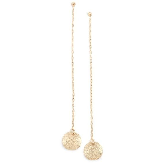 Nordstrom Linear Earrings ($20) ❤ liked on Polyvore