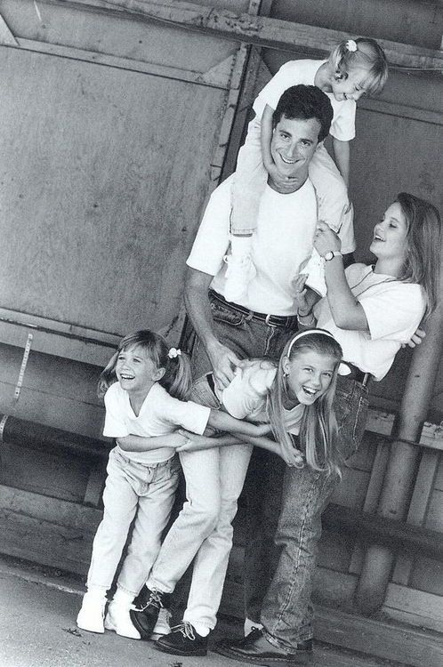Full House i love this show so much. even though ive seen all the episodes 5 times each(at least) i still love to watch the reruns