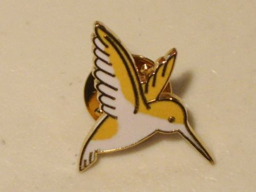 Hummingbird Enamel Lapel pin