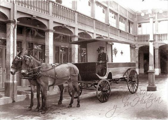 Colegio de Sion Moravia SJ.CR. 1916
