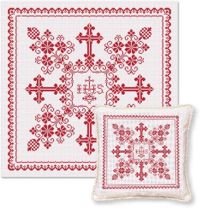 Cross Stitch Freebies | Cross Stitch Patterns by EMS Design. Traditional Designs.