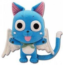 Fairy Tail - Happy Plush Toy