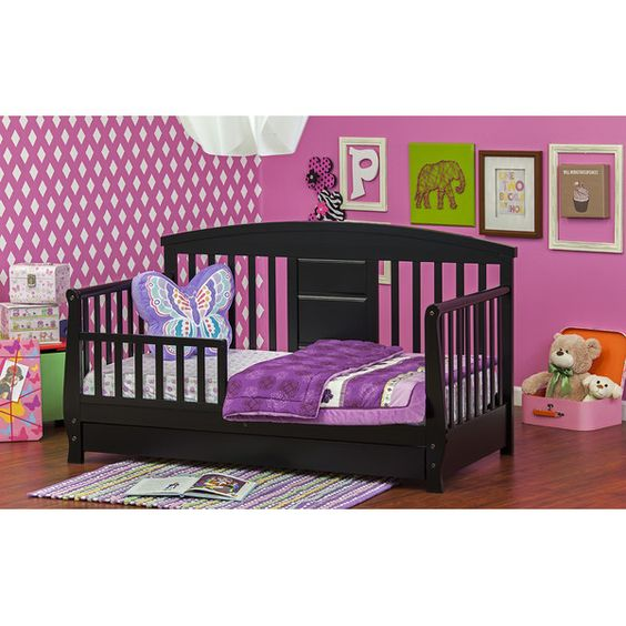 $164.95 - Dream On Me Deluxe Toddler Daybed with Storage