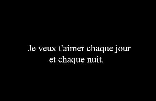 Toujours.                                                       …