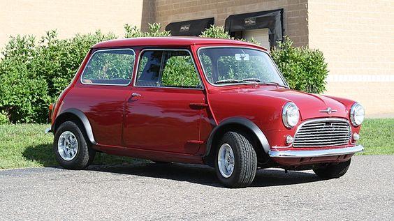 1961 Morris Mini Minor | #Mecum #Monterey