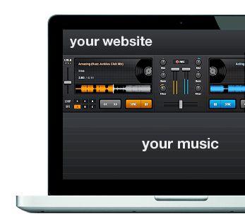 Online DJ Mixer/Player and many more... | iWebDJ