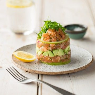 Try our delicious Fresh Huon Salmon citrus tartare recipe prepared with Huon Aquaculture products.